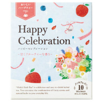 おいしいハーブティー ハッピーセレブレーション:10袋入×【6箱】