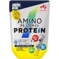 アミノバイタル アミノプロテイン(レモン味):4.3g×10本入