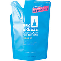SEA BREEZE リンスインシャンプー(つめかえ用):400ml入