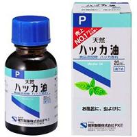 ハッカ油(健栄製薬):20mL入