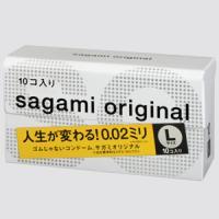 サガミオリジナル002(Lサイズ):10個入