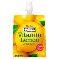 C1000ビタミンレモンゼリー:180g×6個入