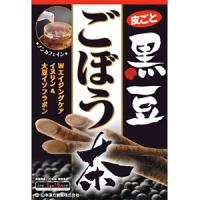 黒豆ごぼう茶:5g×18包入