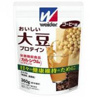 ウイダー おいしい大豆プロテイン(コーヒー味):360g入