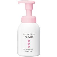 コラージュ フルフル 泡石鹸(大容量タイプ):300ml入<パッケージ:ピンク>