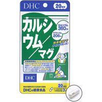 DHCの健康食品 カルシウム/マグ(20日分):60粒入