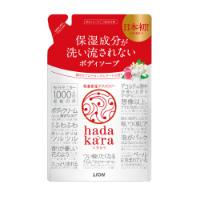 hadakara(ハダカラ) ボディソープ フローラルブーケの香り(つめかえ用):360ml入