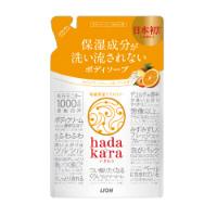 hadakara(ハダカラ) ボディソープ フルーツガーデンの香り(つめかえ用):360ml入