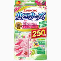 虫コナーズアロマ プレートタイプ250日フレッシュフローラルの香り:1個入
