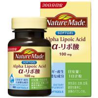 ネイチャーメイド α-リポ酸:60粒入