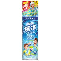 アイスノン 瞬間爆冷スプレー ミントの香り 大容量:380mL(季節商品)【今季終売となりました。】
