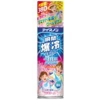 アイスノン 瞬間爆冷スプレー せっけんの香り 大容量:380mL入(季節商品)