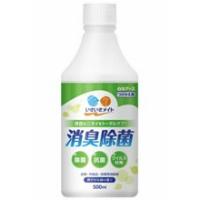 いきいきメイト 消臭除菌スプレー爽やかな緑の香り(つけかえ):500mL入【長期欠品】