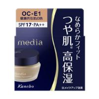 メディア クリームファンデーションN OC-E1(健康的な肌の色):25g入