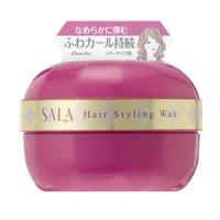 SALA(サラ)ふんわりパーマヘアワックスEX:90g入