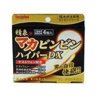 精泉マカビンビンハイパーDX:4粒入