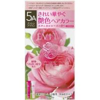 EVITA(エビータ)トリートメントヘアカラー 5A(アッシュブラウン):45g+45g入