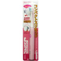 音波振動歯ブラシ ジェイソニック コンパクトスリムヘッド(ピンク)JS001-PK:1本入