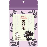 やさしいノンカフェイン 黒豆茶:5g×12袋入