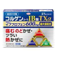 ■コルゲンコーワIB錠TXα:27錠入