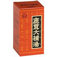 クラシエ 鹿茸大補湯(ロクジョン):300錠(こちらの商品は、店舗販売に限ります)