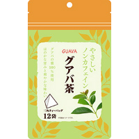 やさしいノンカフェイン グアバ茶:2g×12袋入