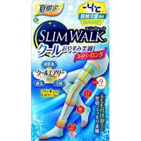 スリムウォーク クールおやすみ美脚スーパーロング:1足入/M~L(季節商品)