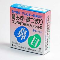 プラタギン鼻炎カプセルS:24カプセル入