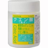 食品添加物 クエン酸:100g入
