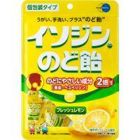 イソジンのど飴 フレッシュレモン味:54g入