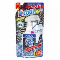 アイスノン シャツミスト(エキストラミントの香り)大容量 つめかえ用:280mL入(季節商品)