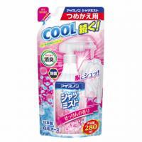 アイスノン シャツミスト(せっけんの香り)大容量 つめかえ用:280mL入(季節商品)