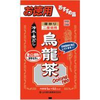 お徳用烏龍茶<ティーバッグ>:5g×52包入