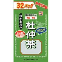 お徳用杜仲茶<ティーバッグ>:8g×32包入