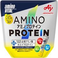 アミノバイタル アミノプロテイン(レモン味):4.3g×30本入