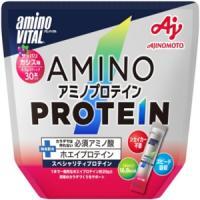 アミノバイタル アミノプロテイン(カシス味):4.3g×30本入