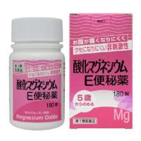酸化マグネシウムE便秘薬:180錠入