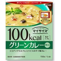 100kcalマイサイズ グリーンカレー:150g入