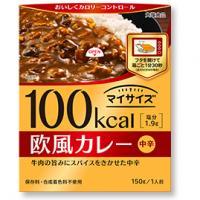 100kcalマイサイズ 欧風カレー:150g入
