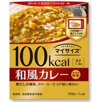 100kcalマイサイズ 和風カレー:100g入