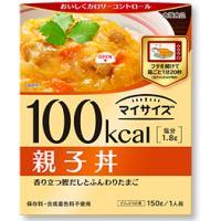 100kcalマイサイズ 親子丼:150g入