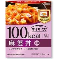 100kcalマイサイズ 麻婆丼:120g入