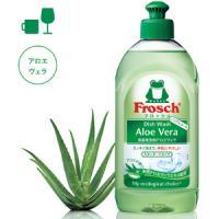フロッシュ 食器用洗剤〈アロエヴェラ〉:300ml入