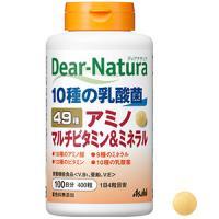 ディアナチュラ 49アミノマルチビタミン&ミネラル:400粒入り(100日分)