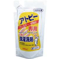 エルミー アトピー・アレルギー・乾燥肌専用衣類の洗濯洗剤(詰替え):800mL入
