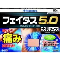 ■フェイタス5.0大判サイズ:10枚入