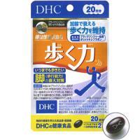 DHCの健康食品 歩く力:40粒入