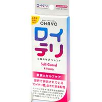 ロイテリ 乳酸菌サプリメント Self Guard(セルフガード):10粒入