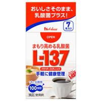まもり高める乳酸菌L-137 パウダースティック:7本入