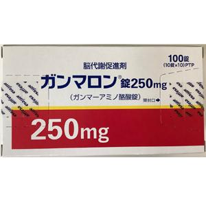 ガンマロン錠250mg:100錠